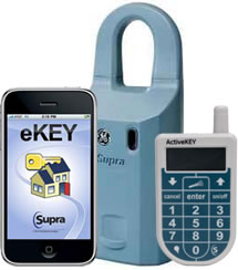 Safe aven Home Inspections of North Port Florida is a Supra Key Holder